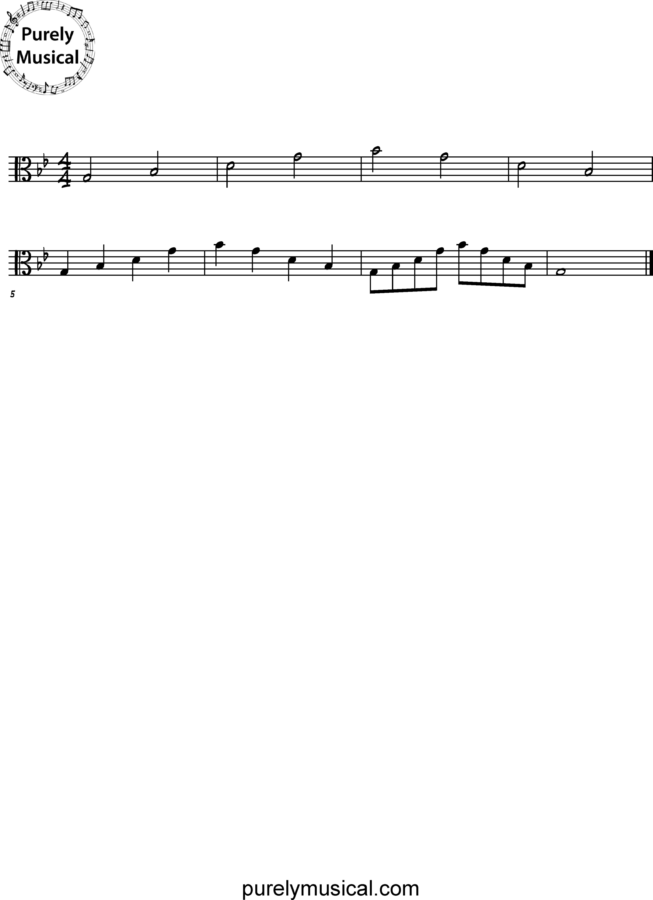 Beginner  Arpeggio G Minor